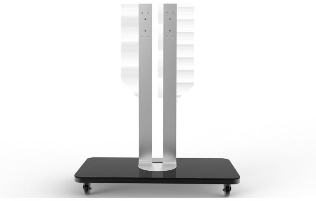 会议平板移动支架(底座)