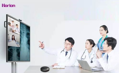 Telemedicine, a New Market for Interactive Flat Panel in 5G Era