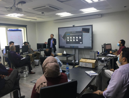 Horion Interactive Flat Panel Recognized by Overseas Partners