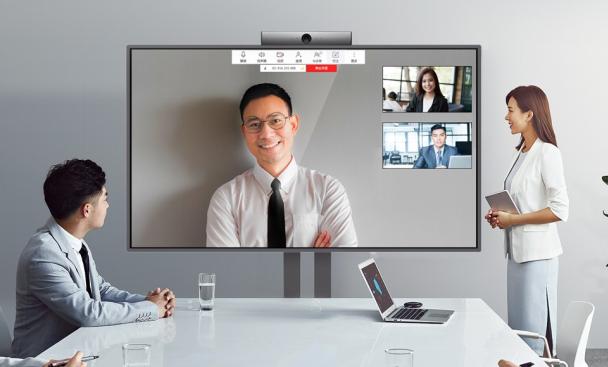 会议触控一体机,办公会议的绝佳利器