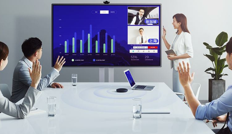 交互平板新商机,视频会议引市场生态圈重构
