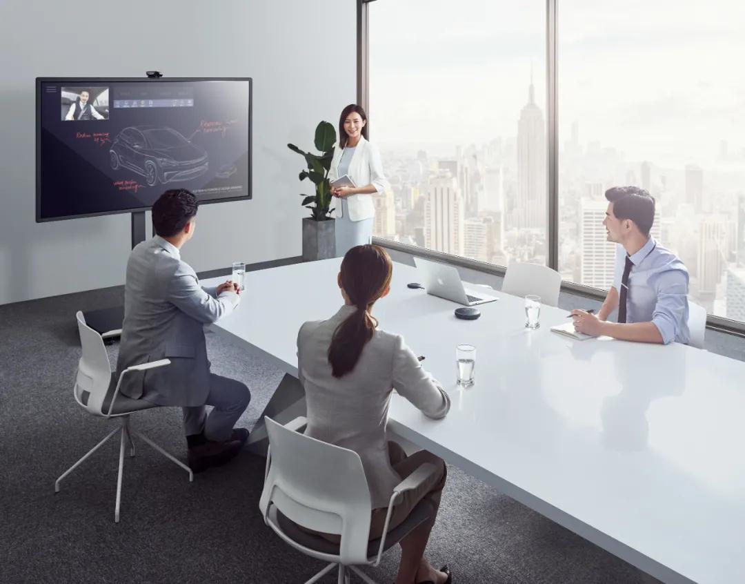 中小型视频会议系统设备为企业运营管理带来多重利好