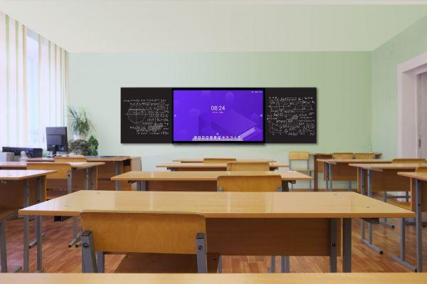 智慧黑板对学校/老师/学生分别有哪些作用?
